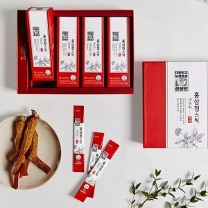 [HANSAMIN] Korean Red Ginseng extract stick NATURE (10mL*28 pouch)