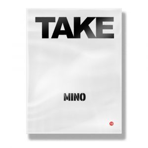 MINO - 2nd FULL ALBUM [TAKE] TAKE #1 ver.