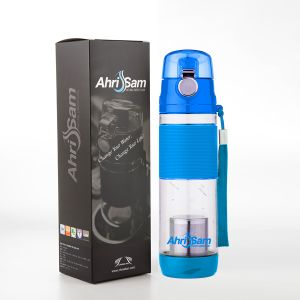 [ARISAEM] Arisaem Water Portable Bottle Mineral Alkali HydrogenWater Blue