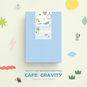 CRAVITY - 2021 SEASON'S GREETINGS