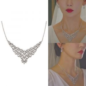 MINWHEE ART JEWELRY - Penthouse2, Wedding Necklace