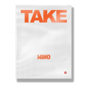 MINO - 2nd FULL ALBUM [TAKE] TAKE #2 ver.