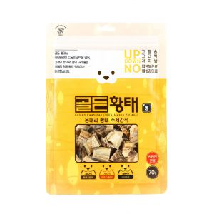 Humming Pet - Golden Pollack Pet Snack-Chunk type (70g)