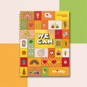 Weeekly - Mini Album Vol.2 [We can] Orb ver.