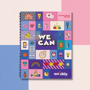 Weeekly - Mini Album Vol.2 [We can] Wave ver.