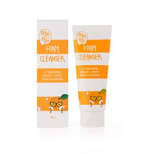 Tangerine Bright+Moist FOAM CLEANSER 100ml