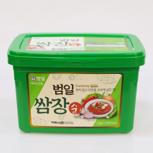 [Bumil] Ssamjang MILD (3kg) :: Lower Sodium