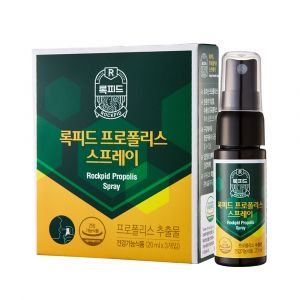 Rockpid Propolis Spray (20ml*3EA)