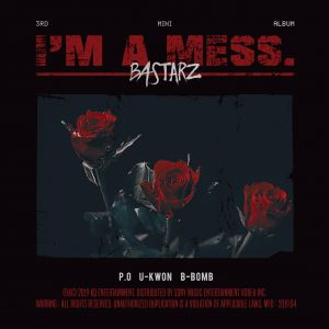 [Block B BASTARZ] 3rd Mini Album - I'm a mess.
