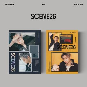 LEE JIN HYUK - Mini Album Vol.3 [SCENE26](REEL+ROLL Ver. SET)