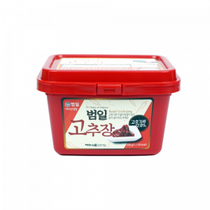 Bumil-Gochujang 500g:: Red Pepper Paste, Korean Hot Sauce, Korean Food, Tteokbokki Sauce,  Ttopokki, Spicy,  Tteokbokki, Topokki, Topokki sauce, Tteokbokki sauce