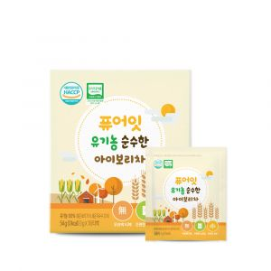(50Box) Organic Barley Tea (3g*18Teabags*50)