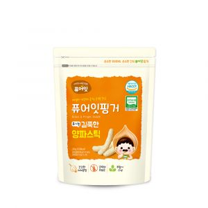 [NAEBRO] PURE-EAT Finger Organic Onion Stick(6P) (30g*6)
