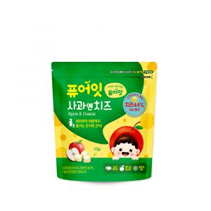 [NAEBRO] PURE-EAT Apple &Cheese Snack(6P) (16g*6)