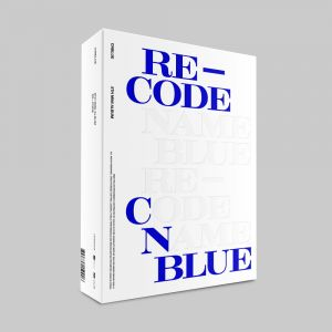 CNBLUE - Mini Album Vol.8 [RE-CODE] Standard Ver.