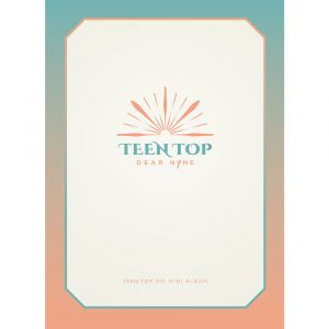 [TEEN TOP] 9th Mini Album - DEAR.N9NE (DRIVE Ver.)
