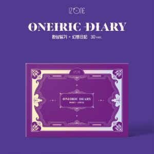 [IZ*ONE] - Mini Album Vol.3 [Oneiric Diary] (3D Ver.)