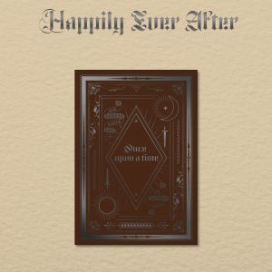 [NU'EST] 6th Mini Album - Happily Ever After (Kihno Album) (Ver.1)