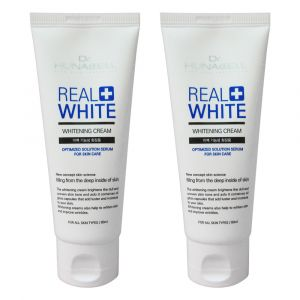 Real Whitening Cream 80ml*2