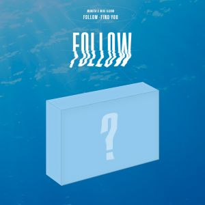 [MONSTA X] Mini Album - FOLLOW FIND YOU (Kihno KiT Album)