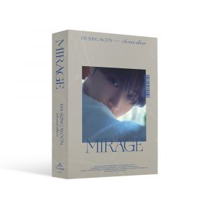 HA SUNG WOON - Mini Album Vol.4 [Mirage] Daze Ver.