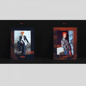 [KIM DONGHAN] D-NIGHT (A / B Ver.) Mini Album Vol.2