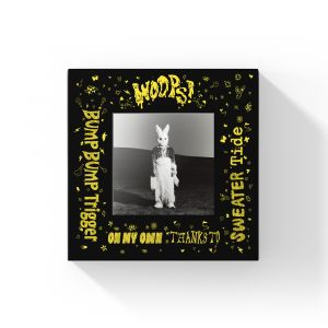 WOODZ - THE 2nd MINI ALBUM [WOOPS!] ALLERGY Ver.