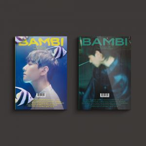 BAEKHYUN - Mini Album Vol.3 [Bambi] (Photo Book Ver.)