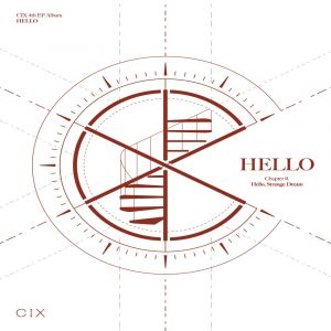 CIX - Mini Album Vol.4  [HELLO Chapter Ø. Hello, Strange Dream] (SET)