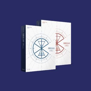 CIX - EPAlbum Vol.3 [HELLO Chapter 3. Hello, Strange Time] SET