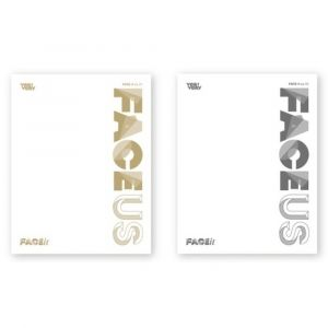 VERIVERY - Mini Album Vol.5 [FACE US] OFFICIAL Ver. + DIY Ver. SET