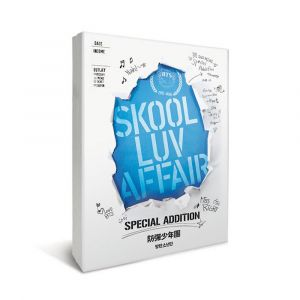 BTS - Mini Album Vol. 2 [Skool Luv Affair] Special Addition reissue