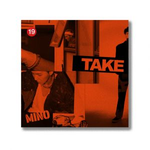 MINO - 2nd FULL ALBUM [TAKE] KiT ver.