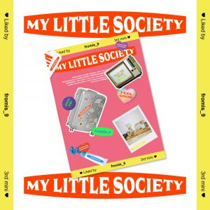 fromis_9 - mini Aibum Vol.3 [My Little Society] My account ver.