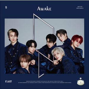 E'LAST - MINI Vol.2 [Awake] Navy ver.