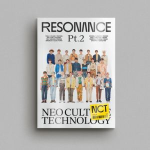 NCT - The 2nd Album [RESONANCE Pt.2] Departure Ver.