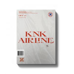 KNK - Mini Album Vol.3 [KNK AIRLINE] OFF Ver.