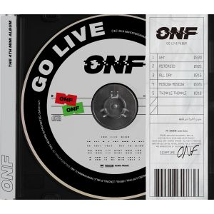 [ONF] 4th Mini Album - GO LIVE