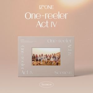 IZ*ONE - 4th Mini Album [One-reeler / Act Ⅳ] Scene #1 Color of Youth