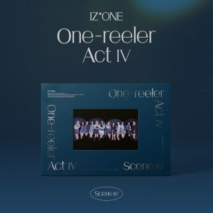 IZ*ONE - 4th Mini Album [One-reeler / Act Ⅳ] Scene #2 Becoming One