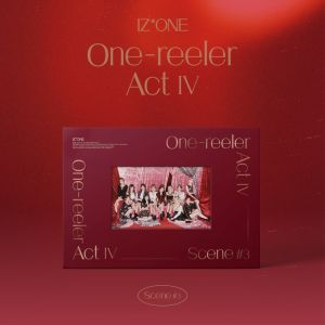 IZ*ONE - 4th Mini Album [One-reeler / Act Ⅳ] Scene #3 Stay Bold