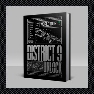 STRAY KIDS - World Tour [District 9 : Unlock' in SEOUL] (BLU-RAY)