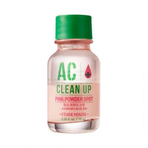 [ETUDE HOUSE] AC Clean Up Pink Powder Spot (15ml)
