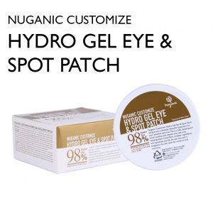 Nuganic - Nuganic Customize Hydro Gel Eye & Spot Patch 90g