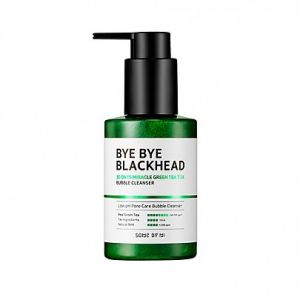 SOME BY MI -  Bye Bye Blackhead 30Days Miracle Green Tea Tox Bubble Cleanser 120g