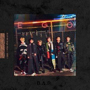 [B.A.P] Single Album Vol.8 (EGO) - Autographed Album