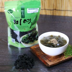 Badasori - Ready To Cook Sea mustard (80g) * 10ea