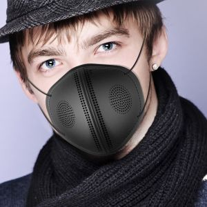 Magic V-line Mask (Basic Black)