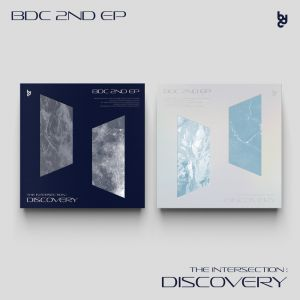 BDC - 2ND EP Album [THE INTERSECTION : DISCOVERY]
