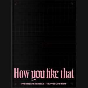 [Pre-order benefit] [BLACKPINK] - SPECIAL EDITION [How You Like That]